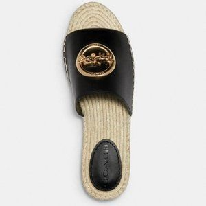 NEW! Coach Camille Espadrille
